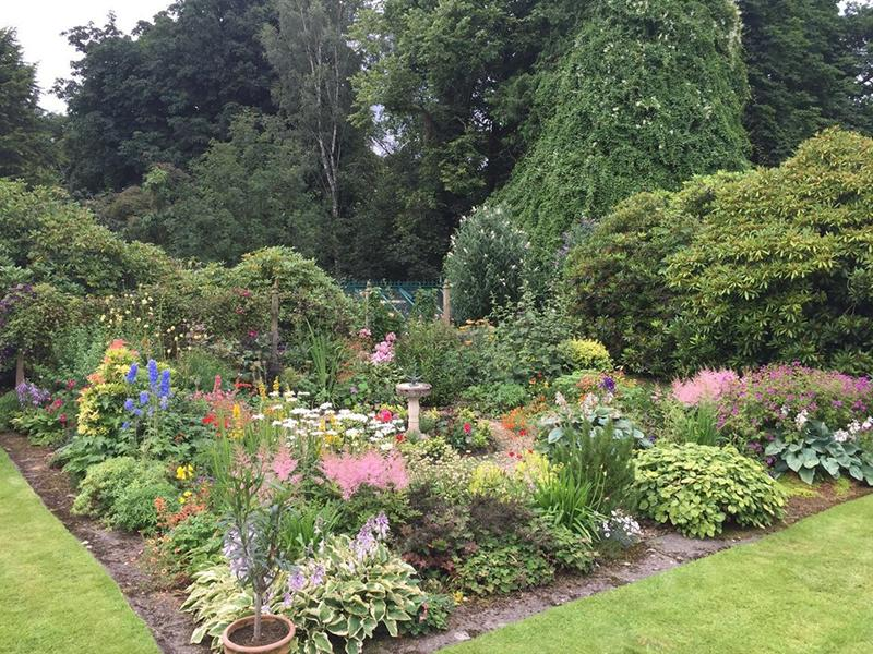 Scotland's Gardens Scheme Open Garden: Rivaldsgreen House