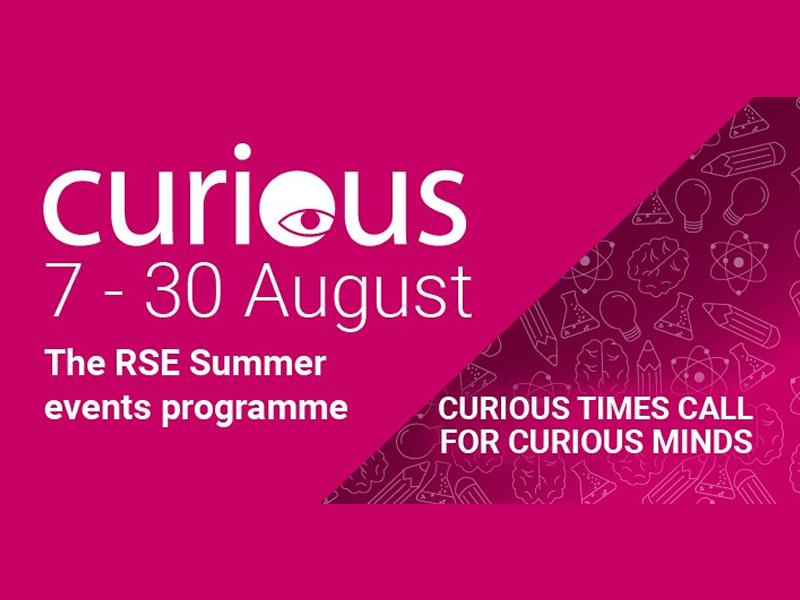 Curious: The RSE Online Summer Programme