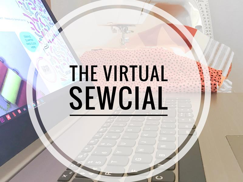 The Virtual Sewcial!