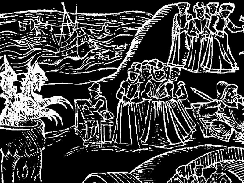 Online History Cafe: Witches of Renfrewshire