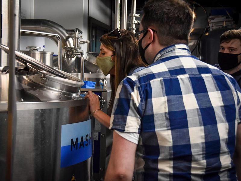 Raise a glass to new microbrewery tours in Edinburgh
