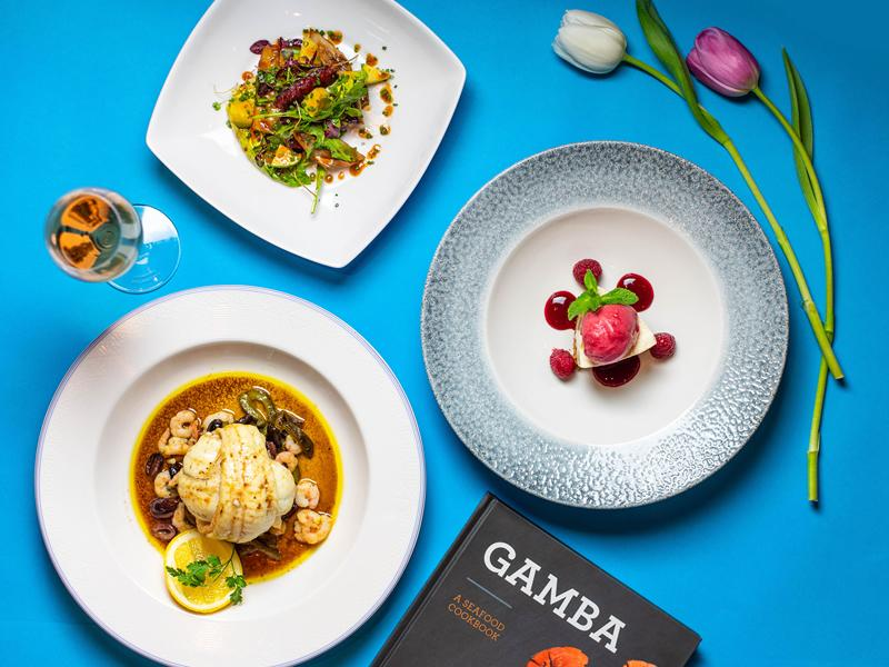 Free foodie gifts on the menu for mums at Gamba!