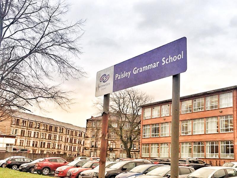 Councillors approve Paisley Grammar School relocation plans