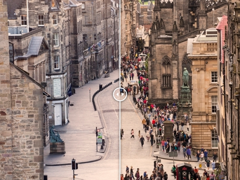 How to get Instagrammable Pictures of the Royal Mile