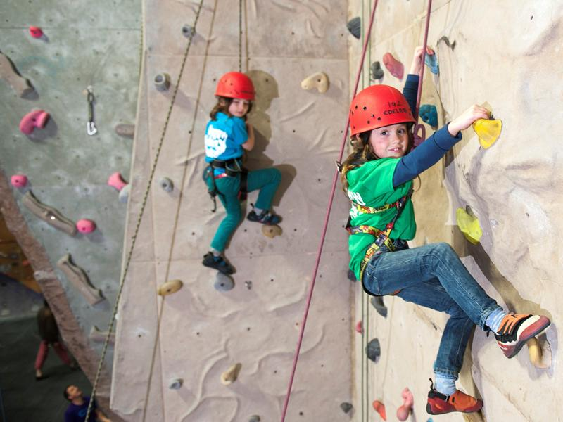 Kids Rock Climbing Holiday Clubs - CANCELLED