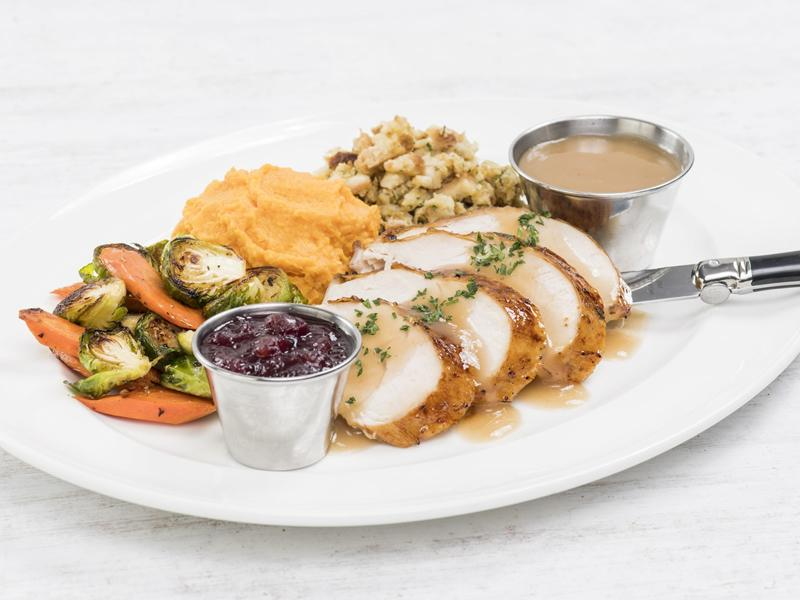 Hard Rock Cafe Glasgow and Edinburgh will serve up a rockin meal for guests this Thanksgiving!