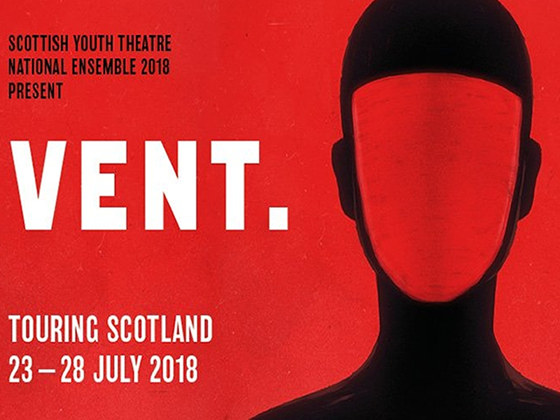 Scottish Youth Theatre National Ensemble 2018 tour Scotland this July