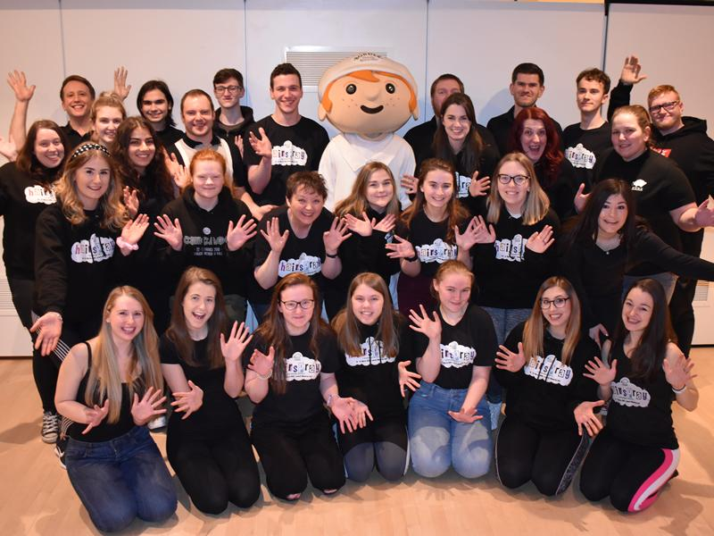 Borders boost for Lanark Amateur Musical Society productions