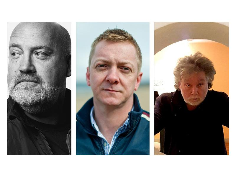 Bloody Scotland: All in the Dysfunctional Family: Doug Johnstone, Michael J Malone, Iain Maitland