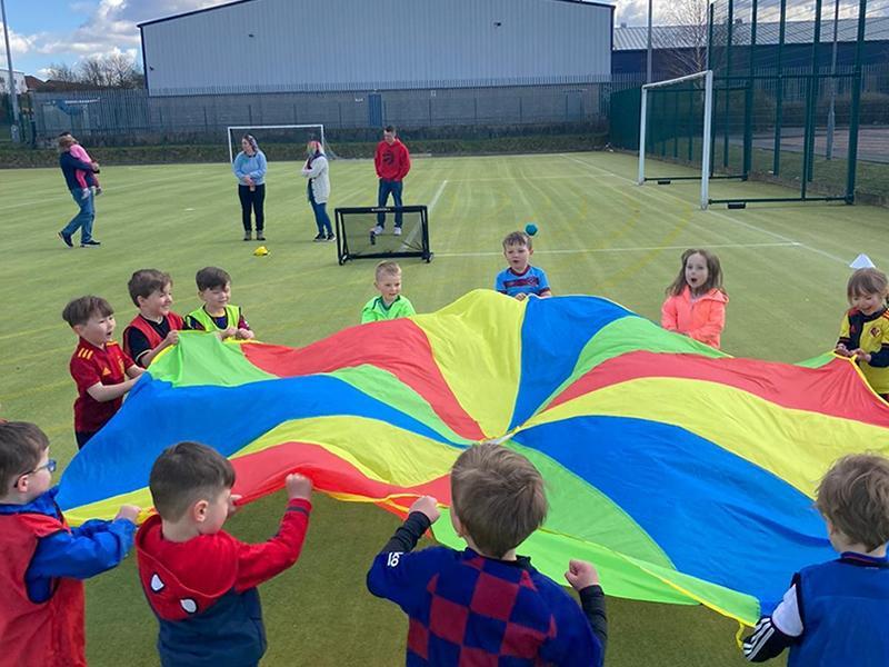 Soccer Stars Academy Edinburgh Classes