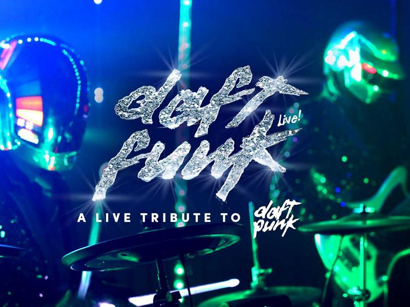 Daft Funk Live!
