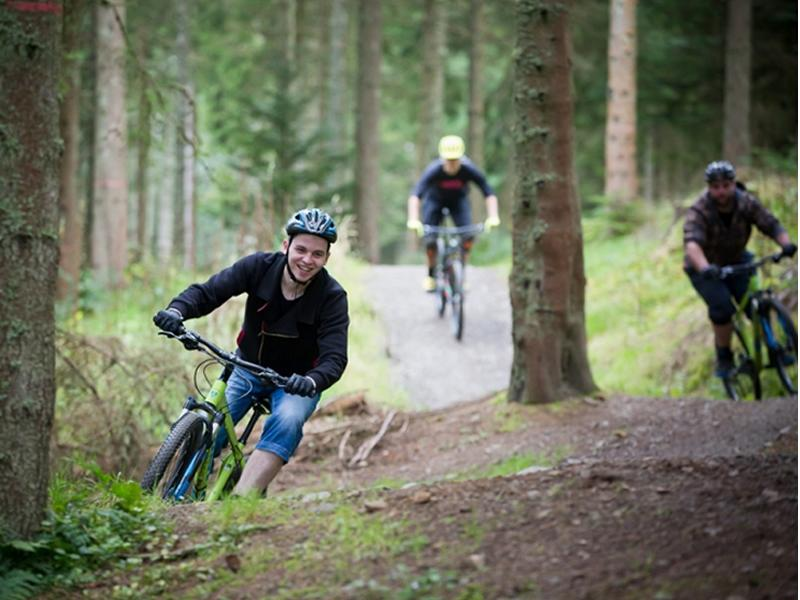Introduction to Mountain Biking Course
