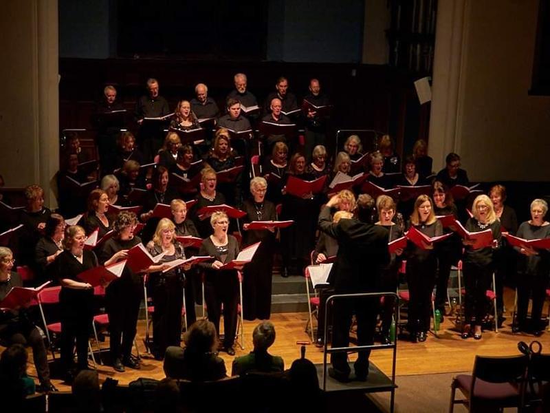 Merchant Voices - Online Choir Rehearsal