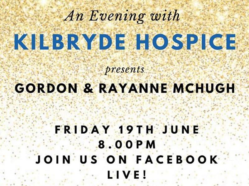 An Evening with Kilbryde Hospice