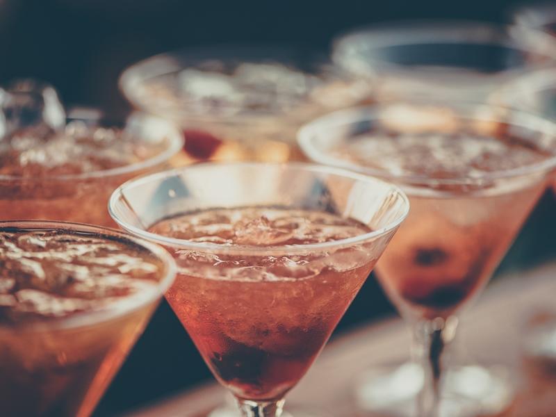 Royal Wedding Cocktail Class