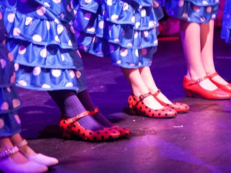Flamenco Dance Classes for Kids