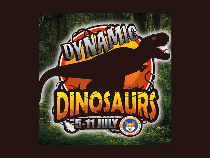 Dynamic Dinosaurs at Conifox