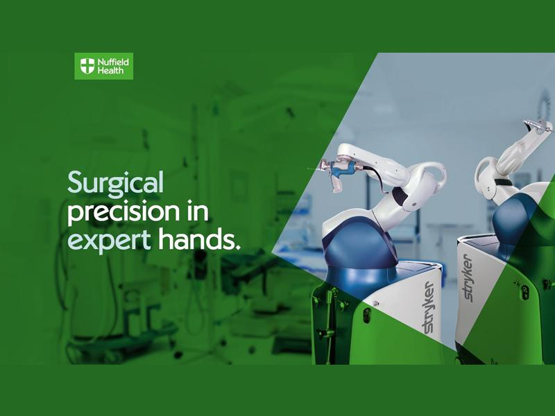 Meet Our Experts On MAKO Robotic-arm Assisted Surgery