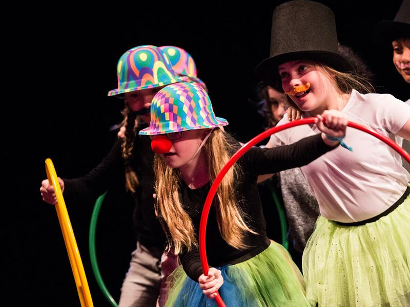 Drama For Primary 3 - 4 (Online Course)