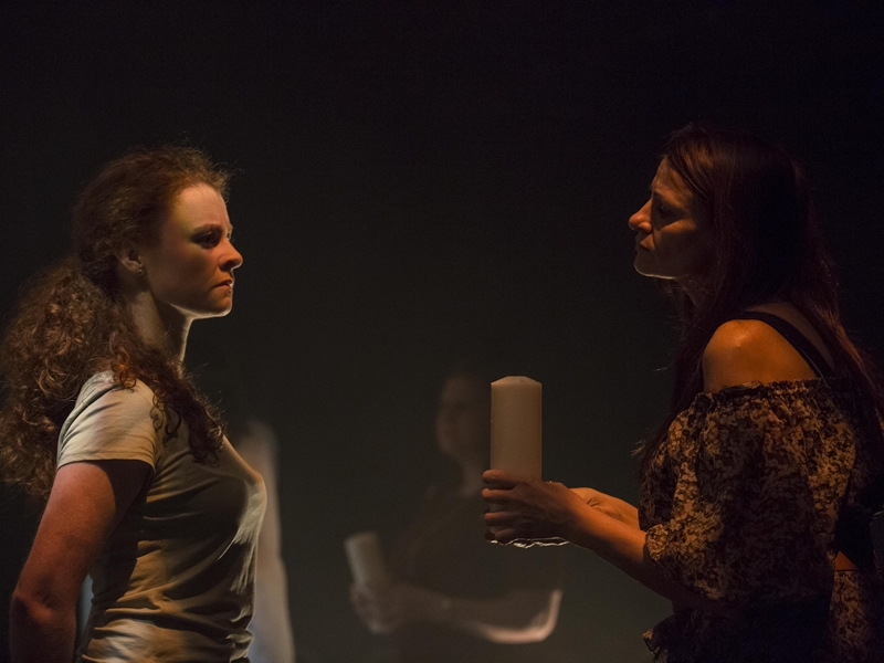 Witches production Seraphina generates an overwhelming community response