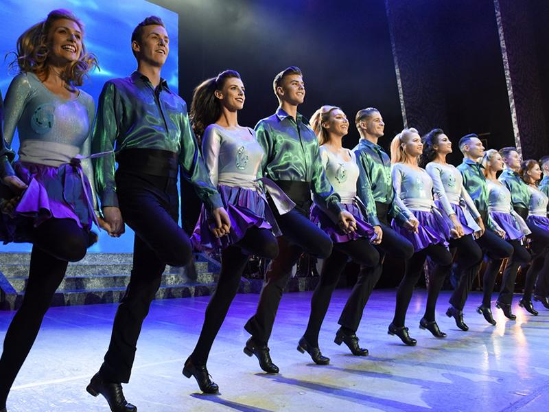 Step in to Vue Edinburgh Ocean and Omni as Riverdance comes to the big screen