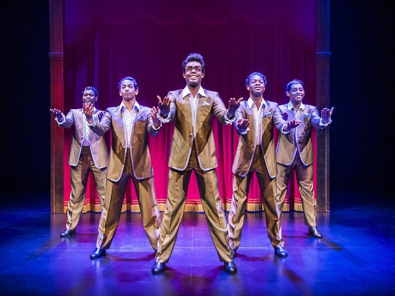 Motown The Musical to enjoy Scottish Premiere at Edinburgh Playhouse this month
