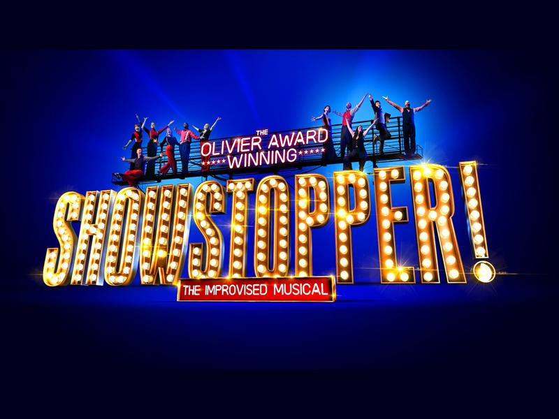 EIIF Gala: Showstopper The Improvised Musical plus Stu and Garry Improv Show