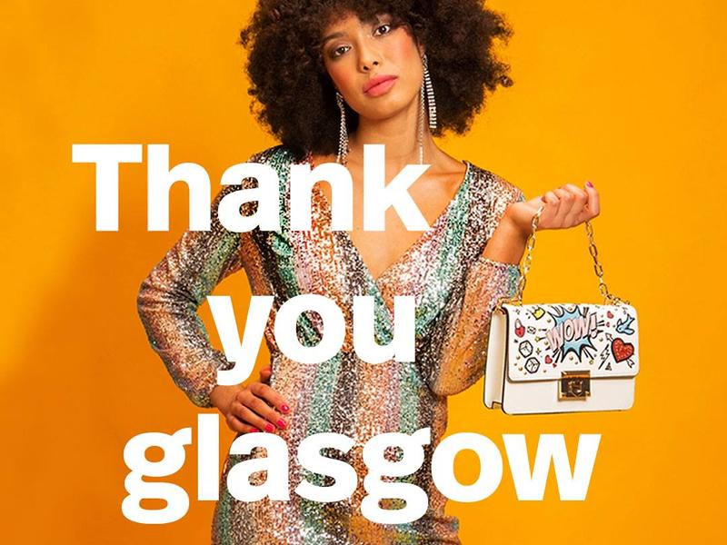 St. Enoch Centre says thank you to those playing their part in keeping Glasgow safe