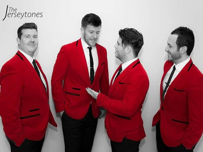 Jerseytones - A Tribute to Frankie Valli & The Four Seasons
