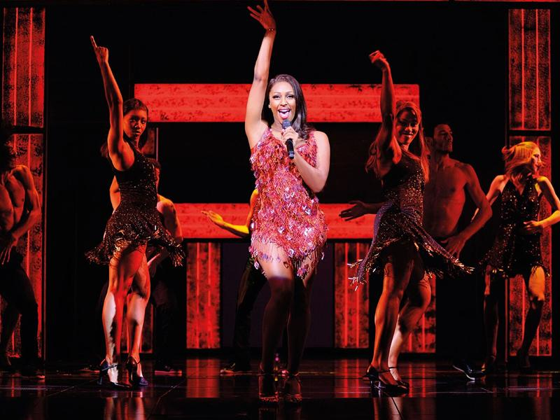 Alexandra Burke To Star In The Bodyguard at Edinburgh Playhouse