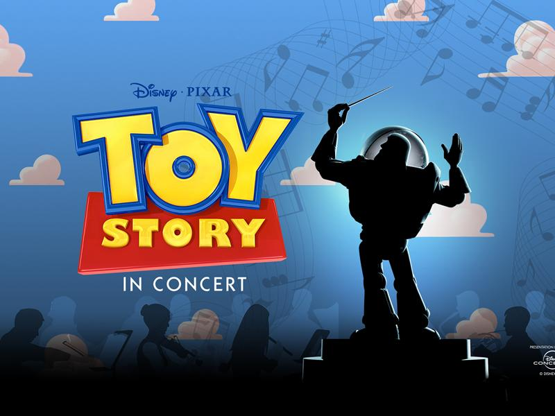 Toy Story - Film with Live Orchestra