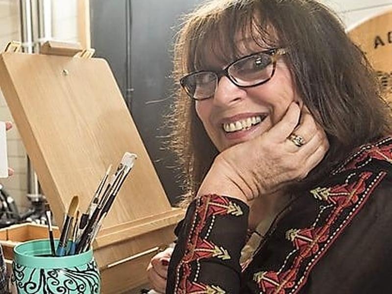 Pastels Workshop with Lynn Howarth
