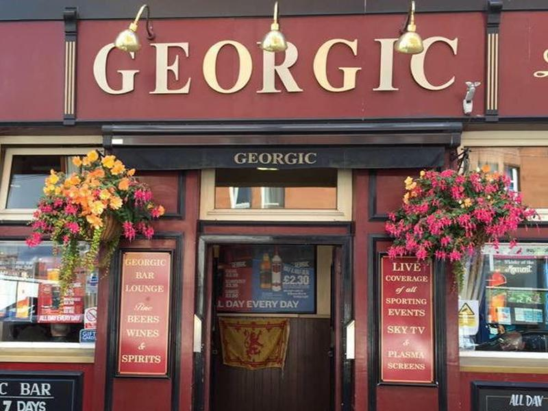 The Georgic Bar