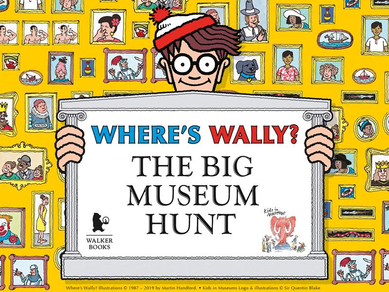 Where's Wally? The Big Museum Hunt: Dunfermline