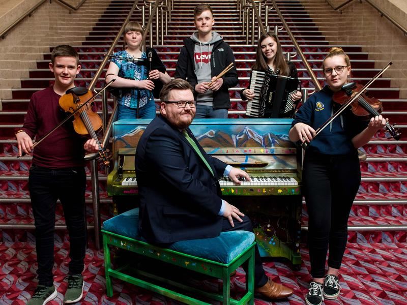 Celtic Connections 2019 opens today
