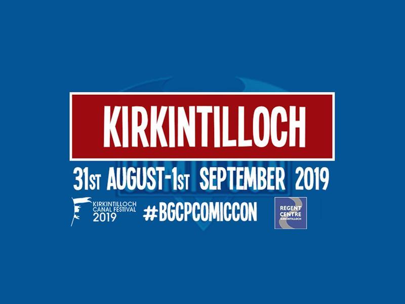 Kirkintilloch Comic Con