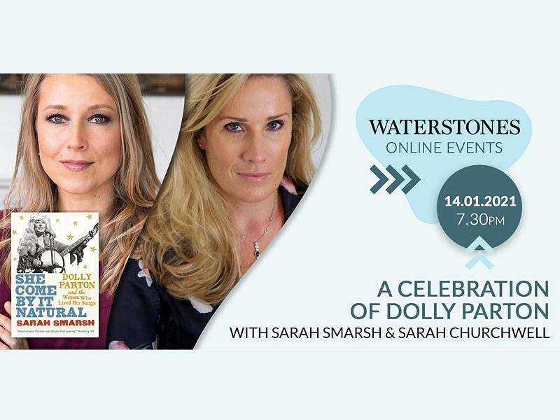 A celebration of Dolly Parton with Sarah Smarsh and Sarah Churchwell