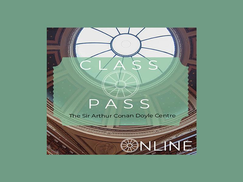 Online Wellbeing Classes and Talks