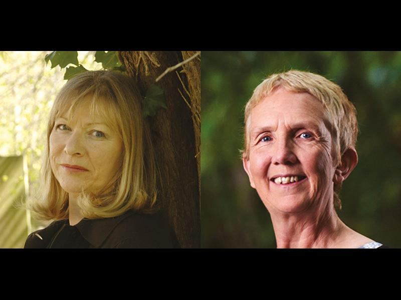 Alex Gray & Ann Cleeves: Catching Up with Lorimer & Perez