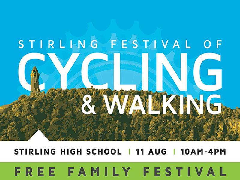 Stirling Festival of Cycling and Walking 2019