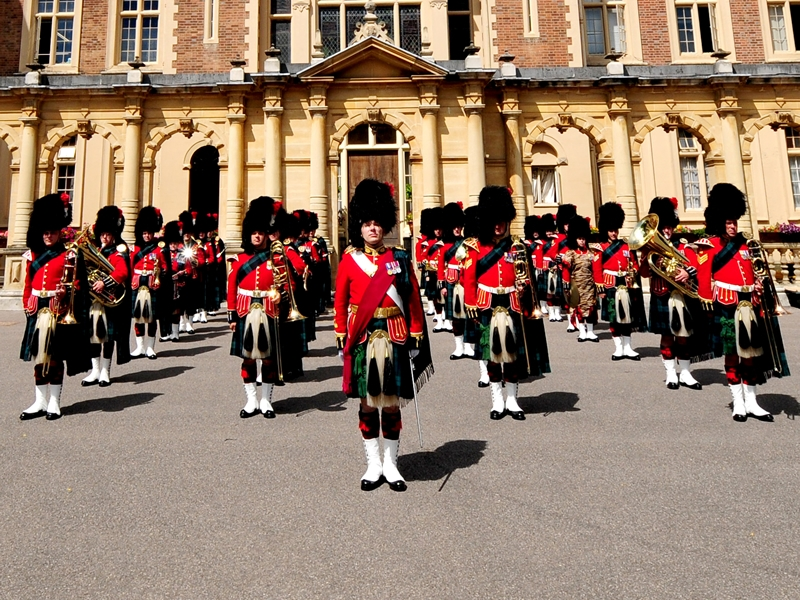 Charity Gala Concert Featuring The Band of the Royal Regiment of Scotland