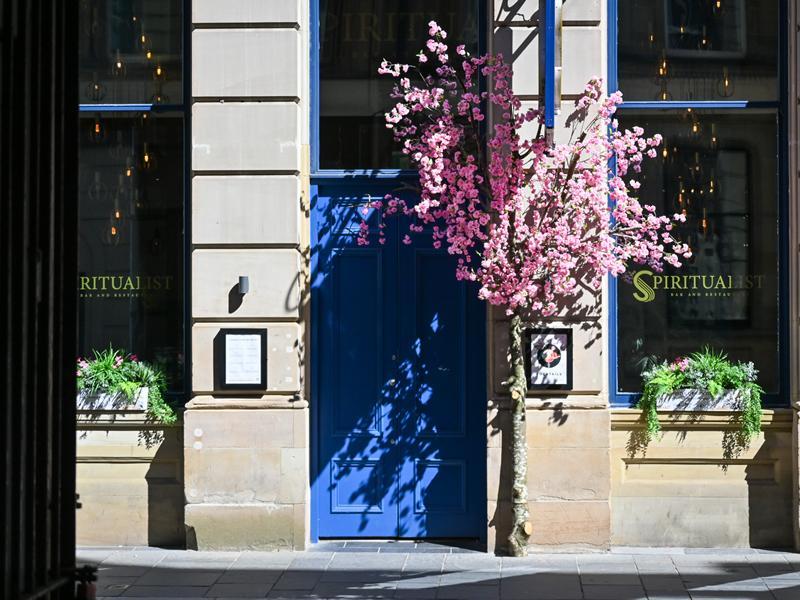 The Spiritualist Glasgow