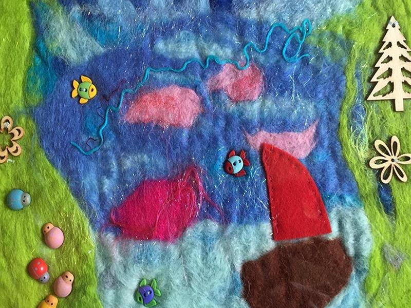 Family Craft: Celebrate World Oceans Day