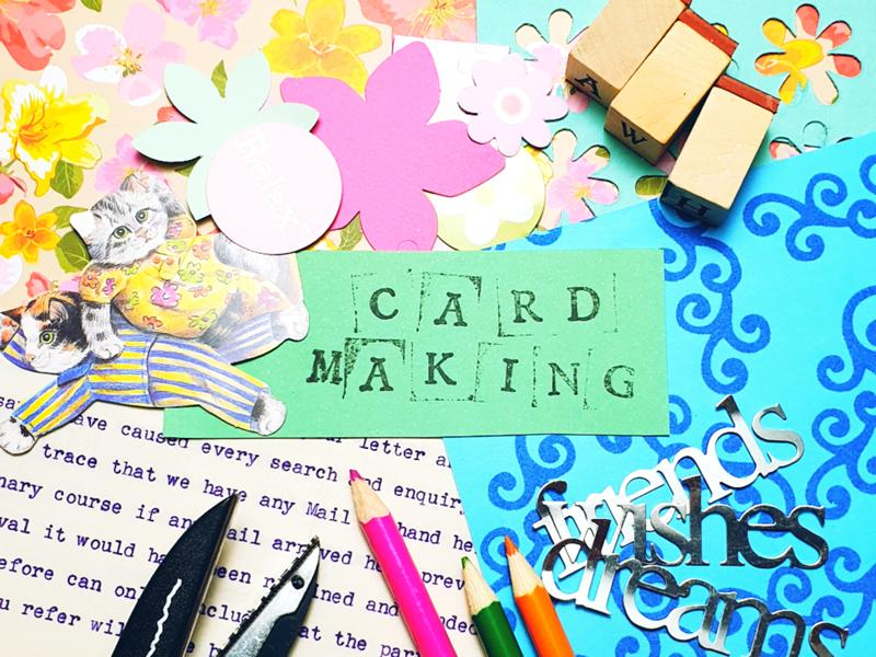 What A Load Of Craft: Valentines Card Making Workshop