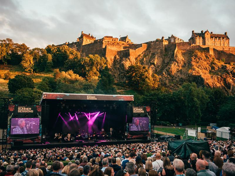 Scottish festivals bring biggest artists in the World to Glasgow and Edinburgh this Summer