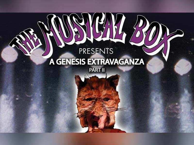 The Musical Box - A Genesis Extravaganza - Part II