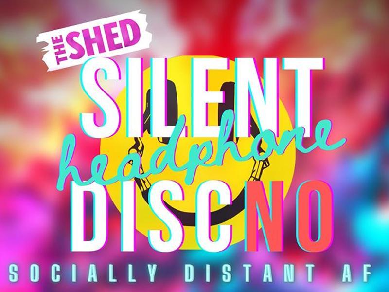 Silent Headphone Discno