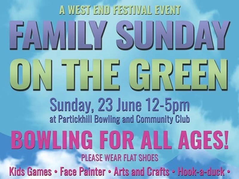 Family Sunday On The Green