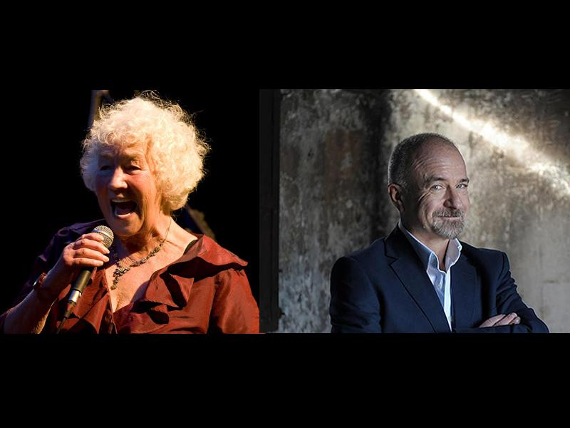 Fionna Duncan and Brian Kellock