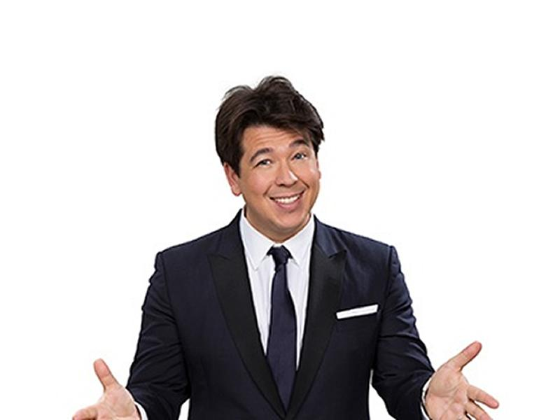 Michael McIntyre: Big World Tour Continued - Warm Up Show
